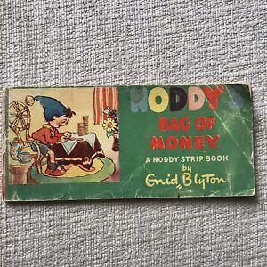 1960 Noddy Bag Of Money - Enid Blyton (Sampson Low Marston)
