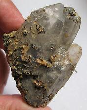 Brujas Dedo Dedos Cristal de Cuarzo Tremolita Reiki Spirit Guías #A43 Triple