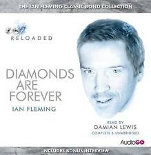 Diamonds are Forever by Ian Fleming (CD-Audio, 2012)