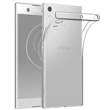 Schutzhülle TPU Transparent Tasche für Sony Xperia XA1 Ultra Hülle Cover Schutz