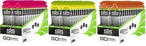 Science In Sport SIS GO Energy + Electrolyte Gel - 60 ml Tube - Box Of 30