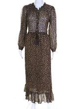 Sea New York Womens Lottie Midi Dress Size 10958382