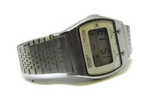 VINTAGE SEIKO A021-5000 DIGITAL QUARTZ LCD WRIST WATCH       *NEW BATTERY*