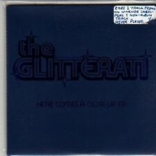 (DB208) The Glitteratl, Here Comes A Close Up EP - 2004 DJ CD