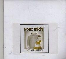 (CR485) Kono Michi, My Monster - DJ CD