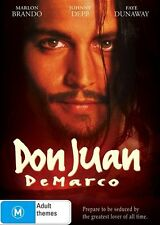Don Juan De Marco [ DVD ], Region 4, Like New, Fast Next Day Post...6425