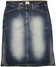 Calvin Klein sz 1 Womens Denim Jean Skirt KB27