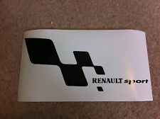 Renault Sport Car Sticker, Clio Megane Twingo 172 182