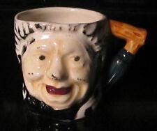Occupied Japan Toby Cup Mug Granny Grandma Woman Early American Colonies