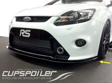 Ford Focus RS MK2 09 Spoilerschwert Cupspoiler Spoiler Frontspoiler Spoilerlippe
