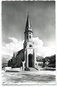 74 ANNECY basilique et monastére 1967  (19)