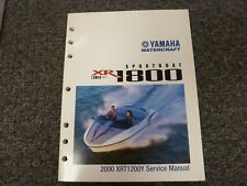 2000 Yamaha XRT1200Y XR1800 310 HP Jet Boat Sportboat Shop Service Repair Manual