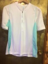 Specialized Womens Shasta Jersey - White/Lt Teal - XL - RRP £45.00 NEW