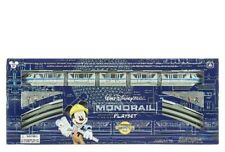 BRAND NEW Disney Parks Mickey & Friends Monorail Train Playset - Blue