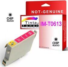 Tinta NON OEM COMPATIBLE Magenta para EPSON STYLUS T0613 DX3800 DX 3800 DX-3800