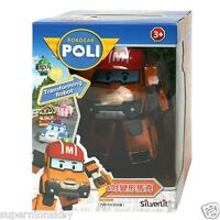 "ROBOCAR POLI 4"" TRANSFORMING ""MARK"" ACTION FIGURE"