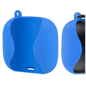 Geekria Silicone Case for Beats Powerbeats Pro Wireless Bluetooth Earbuds (Blue)