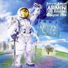 ARMIN VAN BUUREN - UNIVERSAL RELIGION-CHAPTER 5 2 CD NEW!