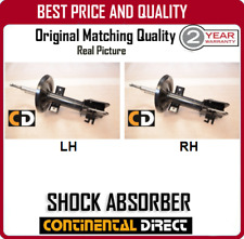 FRONT LEFT AND RIGHT  SHOCK ABSORBER  FOR OPEL MOVANO B GS3198F OEM QUALITY