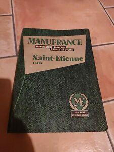 Catalogue Manufrance 1958 Saint Étienne Collection Publicités