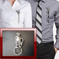 Civil War CP13 Pewter Pin Brooch Drop Hoop Holder Glasses,Pen,Jewellery