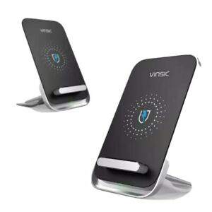 Vinsic Wireless Charger iPhone and Samsung
