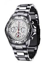 100 m (10 ATM) wasserbeständige Armbanduhren im Luxus-Stil mit Chronograph