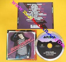 CD BUTCH WALKER Left of Self-Centered 2002 Us ARISTA no lp mc dvd (CS5)