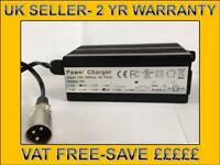12v MOBILITY SCOOTER BATTERIES & 24V MOBILITY SCOOTER CHARGER (FAST DELIVERY)