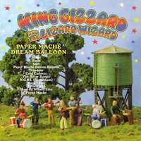 King Gizzard Tabla & The Lagarto Mago - Papel Maché Dream Balloon Nuevo CD