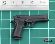 "1/6 Scale Beretta M9 Gun For 12"" Action Figure Police Model Weapon Soldier SWAT"
