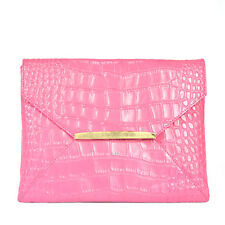 Hot New Ladies Leather Clutch
