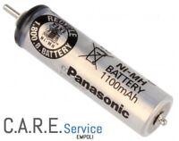 Panasonic batteria ricaricabile Ni-Mh 1100mAh per idropulsore EW1211
