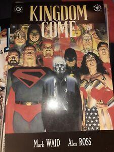 KINGDOM COME  BOOK TWO - ROSS WAID - DC COMICS USA - 1996 -
