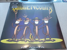 Millencolin - For Monkeys - 180g LP Vinyl // Neu & OVP // incl. Poster