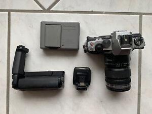 Olympus OM-D, Objektiv 12-50mm und Koffer
