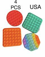 Push Pops  its bubbles toy Sensory fidget stress relief anti-anxiety