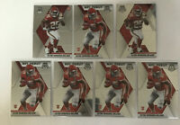 2020 Mosaic Football Clyde Edwards-Helaire #212 Base RC & #266 NFL Debut RC