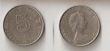 Hong Kong $5 1983