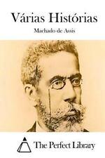 Várias Histórias by Joaquim Maria Machado de Assis (2015, Paperback)