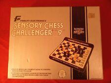 Fidelity Electronics Chess Challenger 9 Schachcomputer