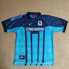 TSV 1860 Munich 1996-1997 away Shirt/Camiseta/Trikot rare vintage Boys XL