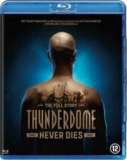 Thunderdome Never Dies NEW Documentaries Blu-Ray Disc Ted Alkemade
