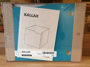 One IKEA Kallax Shelving 70E60P6VPP- Blue (2 available to buy)