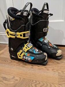 Salomon SPK 90 Ski Boots 2012 Size 26 Used