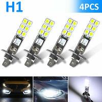 4X H1 6000K Super White 80W LED Headlight Bulbs Kit Fog Driving Light DRL Lamp