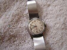 Vintage Felea Incabloc 17 Jewels Watch Gemex Band