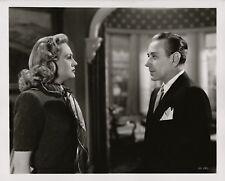 Virginia Mayo, George Raft, Red Light 1949 ~ ORIGINAL scene still