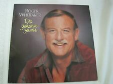 Vinyl LP - Roger Whittaker - Du gehörst zu mir im Zustand EX