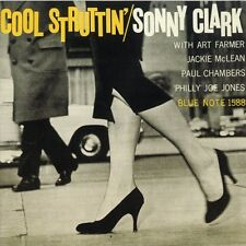 Sonny Clark - Cool Struttin ART FARMER PHILLY JOE JONES JACKIE MCLEAN Rem. Neu